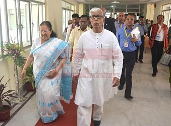 15th annual NERCPA meet inagaurated at Tripura assembly. TIWN Pic May 31